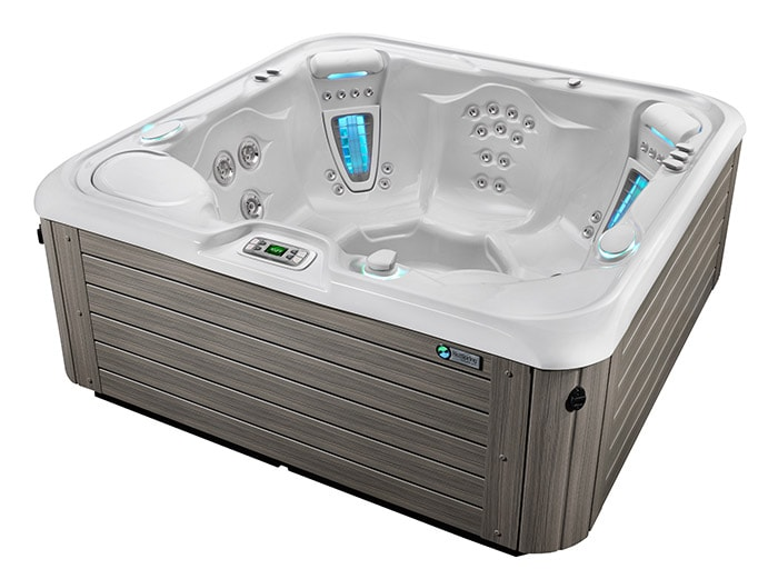 vanguard hot tub