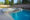 residential gunite swimming pool in Greenville, SC