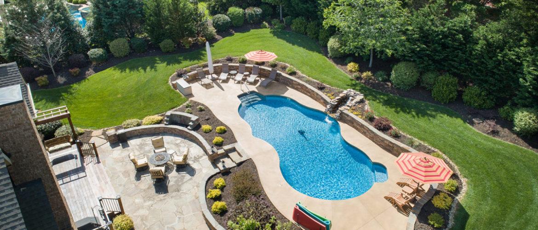 Hot Springs Pools Amp Spas Vinyl Pool Builders In