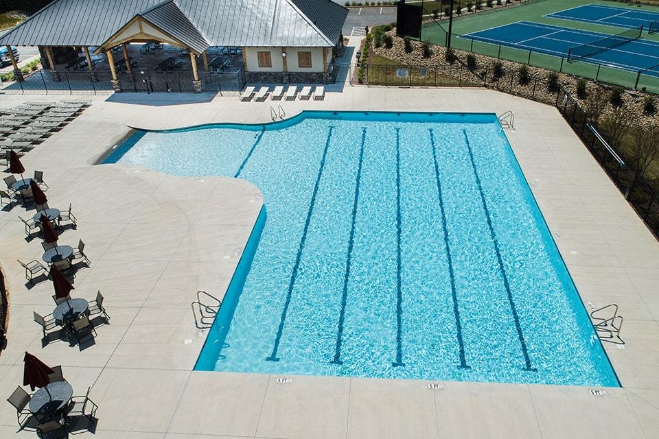 commercial neighborhood pool