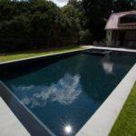 Gunite Pool with Onyx Finish