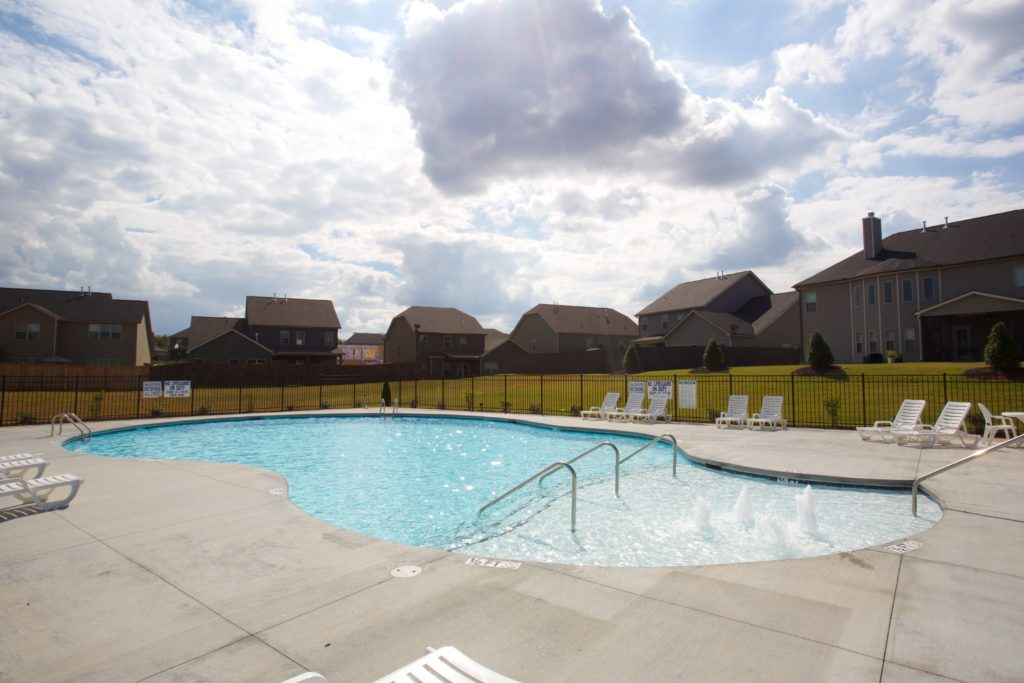 Community Pool w/ Sundeck