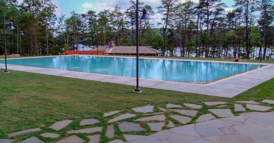 Camp Lake James Pool