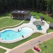 Camp Spearhead Pool and Splash Pad