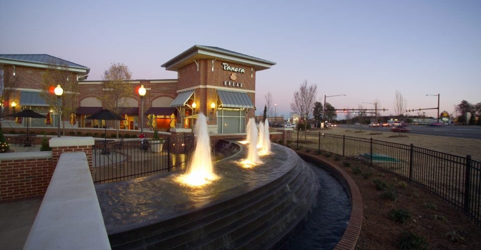Greenridge Fountain