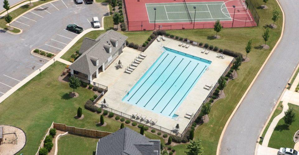 Neighborhood Amenity Pool