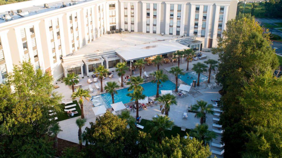 Hotel Amentiy Pool