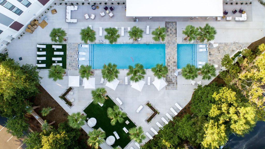 Hotel Amenity Pool