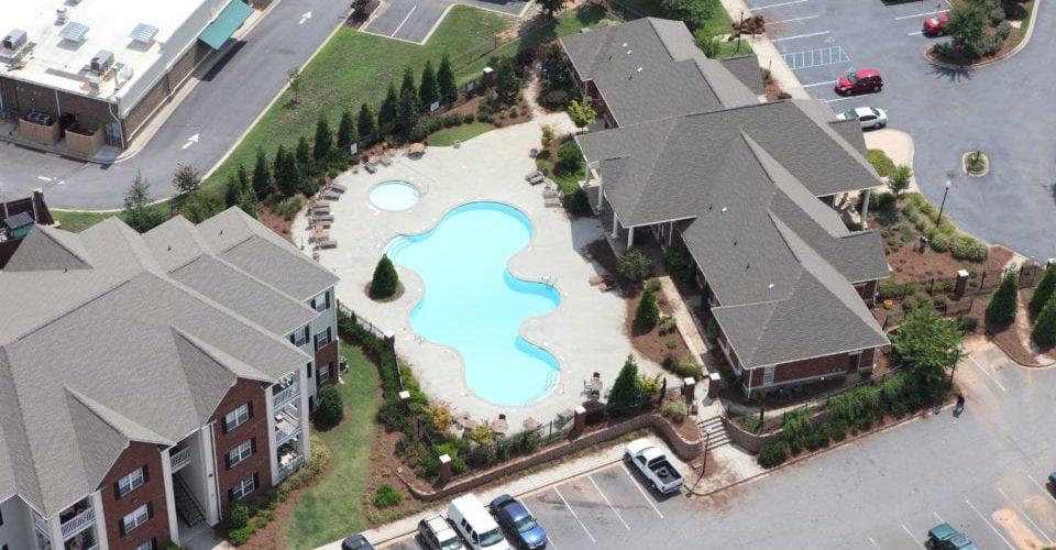 Apartment Amenity Pool