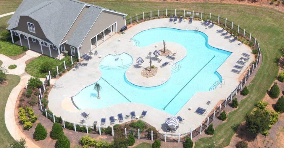 Community Pool w/ Zero Entry