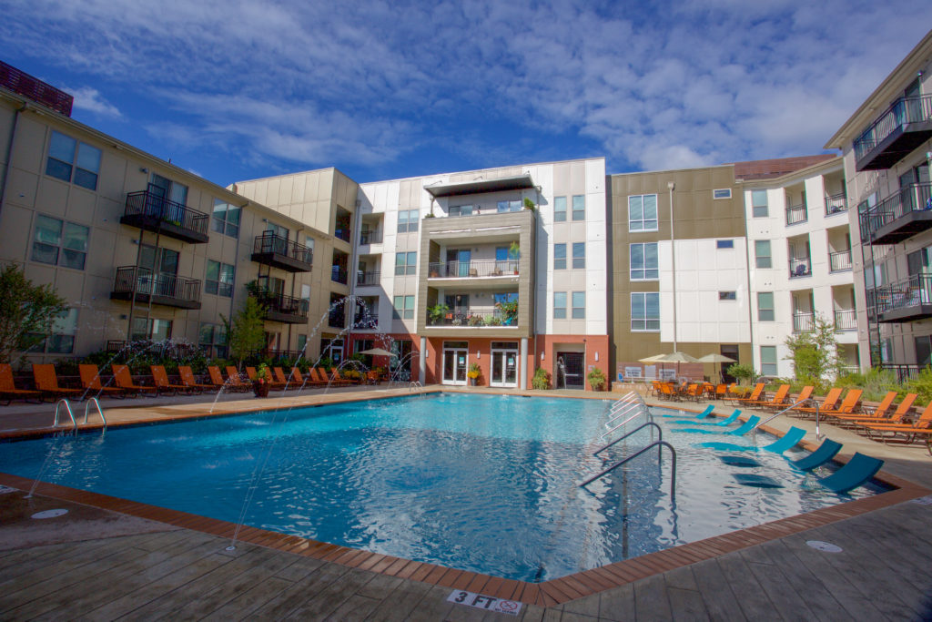 Stone & Main Apartment Pool