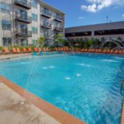 Stone & Main Apartment Pool