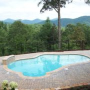 Gunite Pool Asheville
