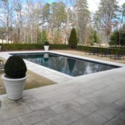 Gunite w/ Pebble Tec