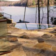 Gunite Hot Tub
