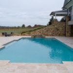 Rectangle Gunite Pool