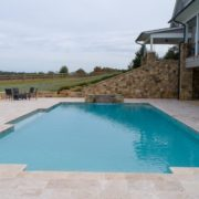 Rectangle Gunite Pool
