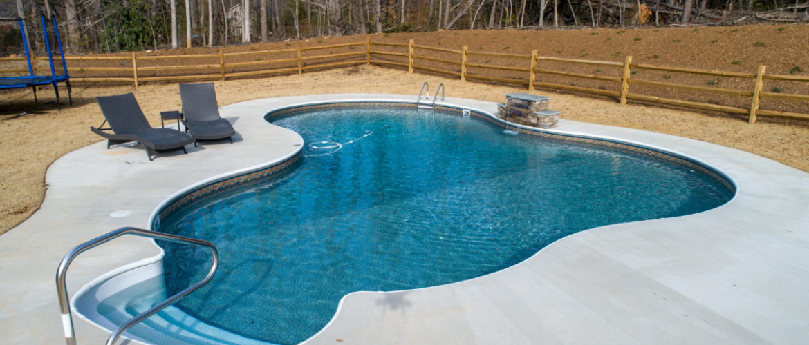 Hot Springs Pools & Spas | Vinyl Pool Builders in Greenville SC