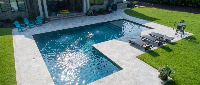 Gunite Pool