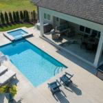 Gunite Pool & Spa